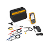 Fluke 123B/S 20 MHz 2 Ch, 40 MS/s Industrial Scopemeter, Hand-Held Oscilloscope with SCC Kit