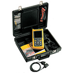 Fluke 124/003S 40 MHz, 2 Ch, 25 MS/s Industrial ScopeMeter with SCC120 Kit