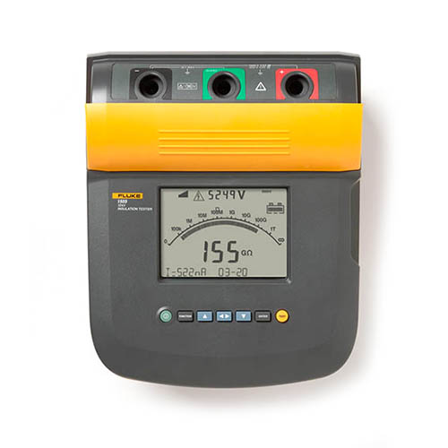 Fluke 1555 10 kV Insulation Resistance Tester, with Measurement Storage and PC Interface (Fluke 1555 Base Only)
