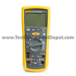 Click here for a larger image - Fluke 1587T Insulation Multimeter for Telecom with K-Type Thermocouple