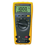 Click here for larger image of the Fluke 179 True RMS Digital Multimeter, 1000V, TRMS, Temperature