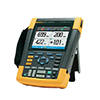 Fluke 190-204/AM/S 200 MHz, 4 Ch, 2.5 GS/s, ScopeMeter Oscilloscope with Built-in DMM & SCC-290 Kit