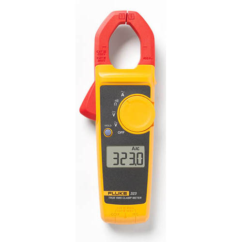 Fluke 323 *Factory Reconditioned* 400A AC True Rms Clamp Meter