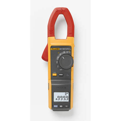 Fluke 381 *Factory Reconditioned* Remote Disp 1000A TRMS Clamp W/Iflex