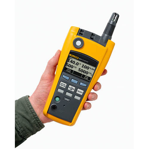 Fluke 975 AirMeter, Indoor Air Quality Tester - at the Test ...