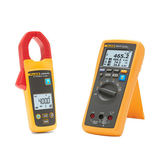 Fluke A3000 FC KIT Wireless Fluke Connect Combo Kit with Models 3000 FC and a3000 FC ([IMAGE_TITLE])