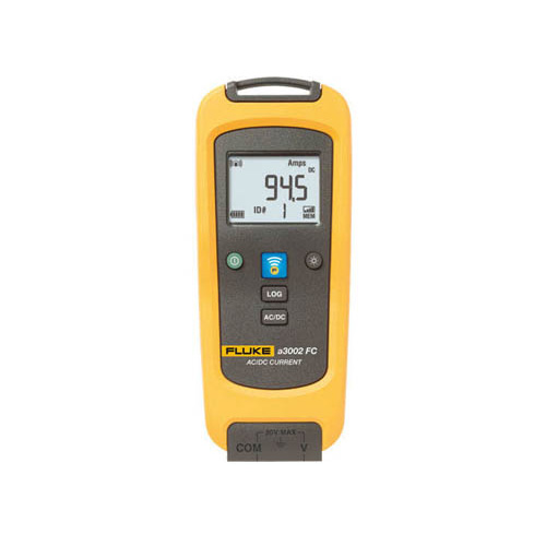 Fluke A3002 FC Wireless Fluke Connect AC/DC Current Meter Module (Requires Current Clamp)