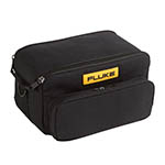 Click for larger image of the Fluke C173X Soft Case for the 1736 and 1738 Energy Loggers