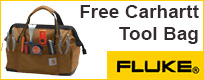 Free Carhartt Tool Bag Promotion