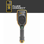 Click here for a larger image - Fluke Ti90 9 Hz, 80 x 60 Thermal Imaging Camera with Fluke Connect