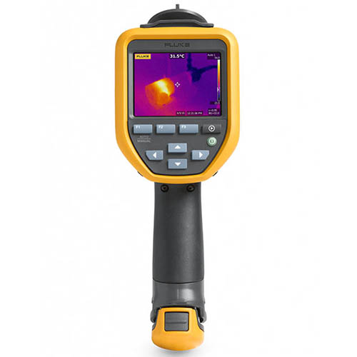 Fluke TIS20 9HZ 9Hz/120x90, Resolution Fixed Focus Thermal Imager, (-4 to 662 °F)