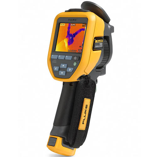 Fluke TIS45 30HZ 30 HZ, 160 x 120, Industrial-Commercial Thermal Imaging Camera (-4 - 662°F) (Front)