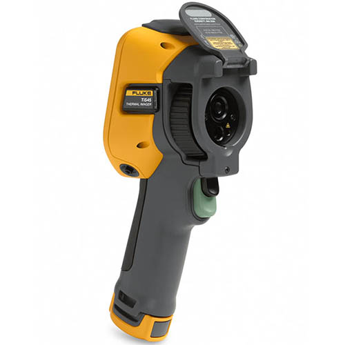 Fluke TIS45 30HZ 30 HZ, 160 x 120, Industrial-Commercial Thermal Imaging Camera (-4 - 662°F) (Back)