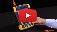 How To Capture Random Events Using The Instant Replay On A ScopeMeter® Test Tool