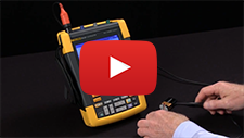How to Set Up a Basic Trigger on a Fluke ScopeMeter® Portable Oscilloscope