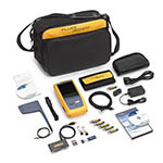Click here for a larger image - Fluke Networks 1T-3000-CSA OneTouch AT Network Tester and Packet Capture Analysis Kit