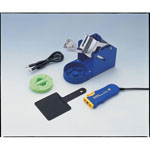 Click here for larger image of the Hakko FM2022-05 SMD Hot Tweezer with FH200 Stand for the FM202 and FM203 Stations, Tips NOT Included
