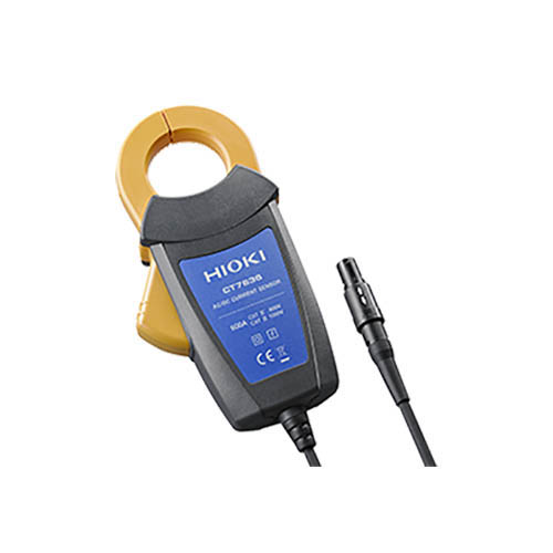 Click for larger image of the Hioki CT7636 600A, DC - 10 kHz, AC/DC Current Sensor