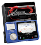 Click here for a larger image - Hioki IR401720 Analog M-Ohm HiTester
