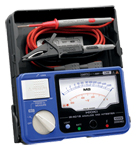 Click here for a larger image - Hioki IR401820 Analog M-Ohm HiTester
