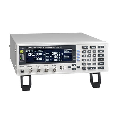 Click for larger image of the Hioki RM3542-51 High-Speed High-Stable Resistance Meter w/ GPIB Interface