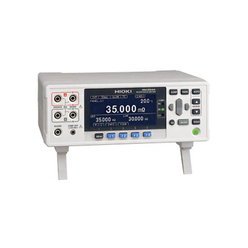 Hioki RM3544 DC Resistance Meter with Temperature Connection