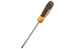 IDEAL Electrical 30-330 6 in./#2 Twist-a-Nut Pro Electrician's Square Screwdriver