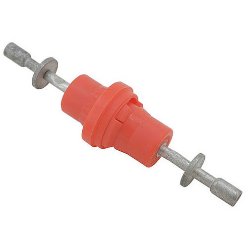 IDEAL Electrical 30-HC6 Non-Breakaway Crimp Fused Fuseholder Only (#6-14 AWG/#6-14 AWG, No Boot)