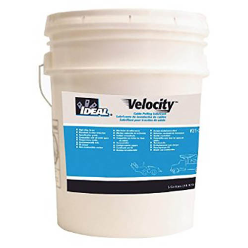 IDEAL Electrical 31-278 Velocity Wire Pulling Lubricant (5 gal. Bucket)