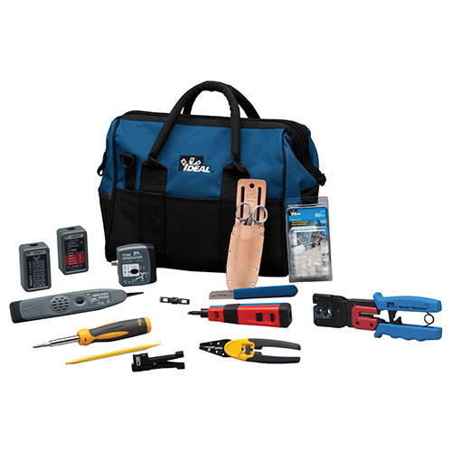 Ideal Electrical 33 706 Master Series Network Service Kit