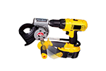 IDEAL Electrical 35-078 PowerBlade 750 Cable Cutter