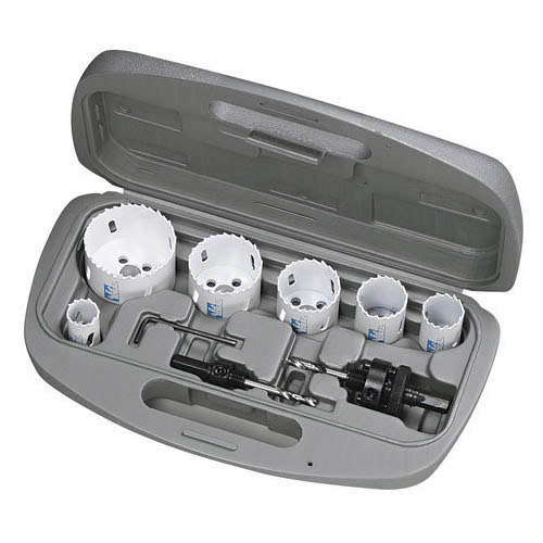 IDEAL Electrical 35-400 8-Piece Electrician's Hole Saw Kit