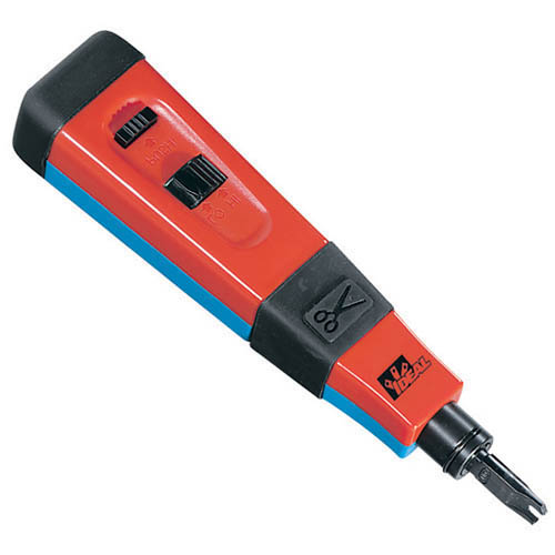 IDEAL Electrical 35-485 Punchmaster II Punch Down Tool w/110 & 66 Turn-Lock Blades
