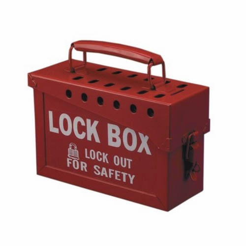 IDEAL Electrical 44-804 Group Lock Box