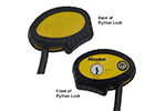 IDEAL Electrical 44-990 Master Lock Python Adjustable Locking Cable Kit w/6 ft. Cable