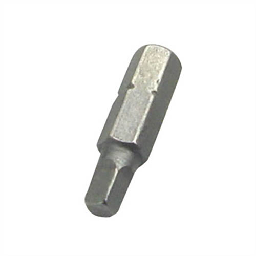 IDEAL Electrical 78-0219 #1 Square/1 in. Insert Bit (Card of 1)