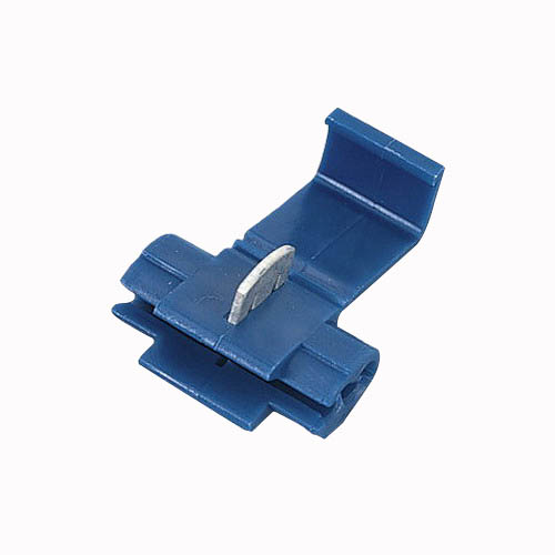 IDEAL Electrical 83-3271 #16-14 AWG Tap Splices (Blue, Pack of 25)