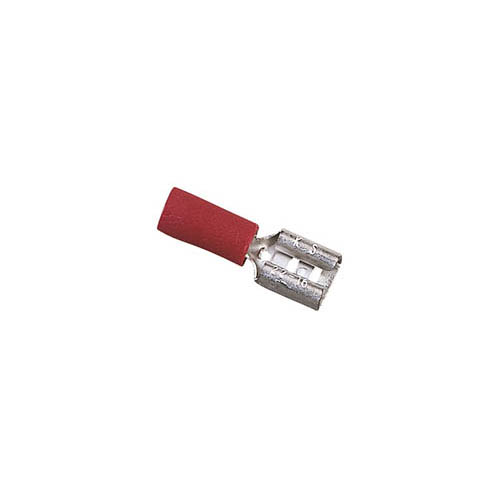 IDEAL Electrical 83-9541 #22-18 AWG/.187 in. x .02 in. Vinyl Insulated Female Disconnects (25)