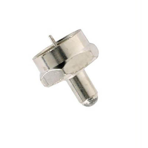 IDEAL Electrical 85-038 F-Type Coax Cable Terminators for Open Ports on Coax Wall Plates (10)