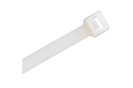 IDEAL Electrical IT2S-C 7.5 in./190mm Standard Plenum Cable Ties (Natural, Bag of 100)