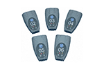 IDEAL Networks 150059 #2-#6 Active Remote Kit (5) for Network Testers