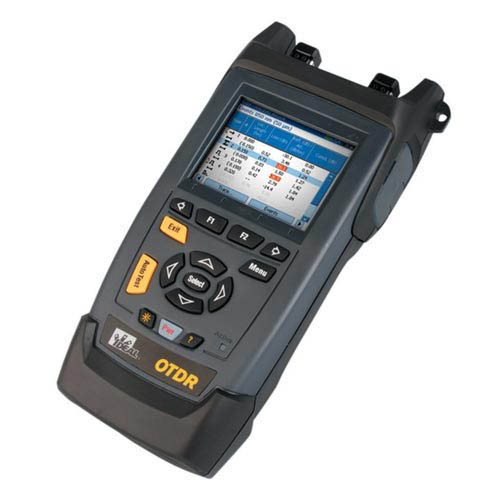 IDEAL Electrical 33-960-30 Quad Micro OTDR/Attenuation/Video Inspection