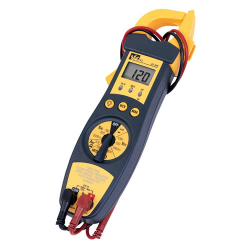 Electrical Test Meters : Ideal electrical in test tool trms cat