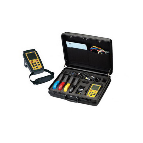 IDEAL Electrical 61-807 Power Quality Analyzer/100A Neutral Current Clamp/Auto-Detect Clamps/TRMS