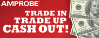 Amprobe Trade In, Trade Up, Cash Out Promotion