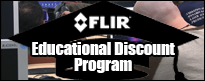 Flir Promotions: E6/E60 Educator's Promotion