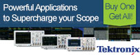 Tektronix Buy One Get All Software Promotion