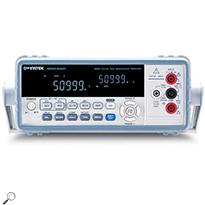 Instek GDM-8341 50,000 Counts Dual Measurement Multimeter with USB Device