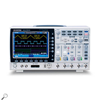 Instek GDS-2204A 200 MHz 4 Channels Visual Persistence Digital Storage Oscilloscope