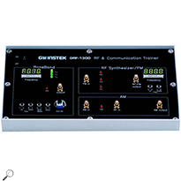 Instek GRF1300A RF and Communication System Trainer